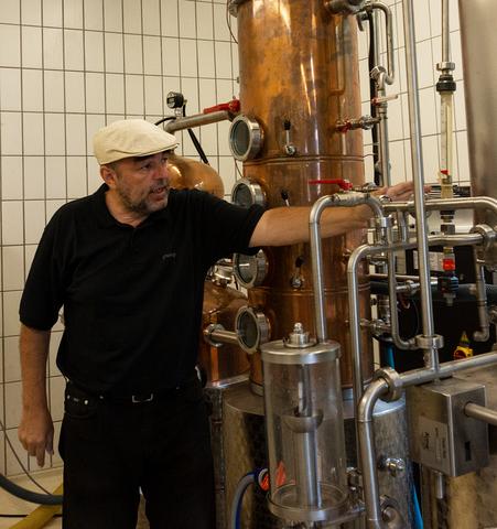 Aco Nijemcevic (Master Distiller)
