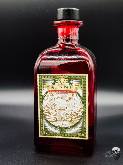 V-SINNE Rapsberry Magic Gin